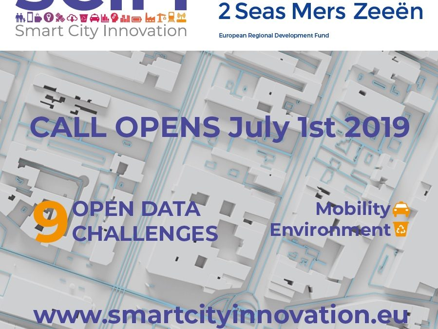 Second Open Data Call Launched