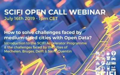 SCIFI OPEN DATA Webinar